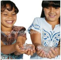 Water crystals